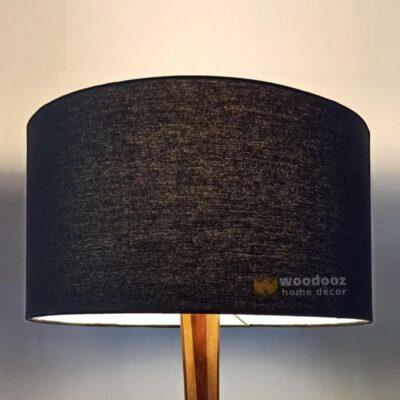 Black lamp shade online