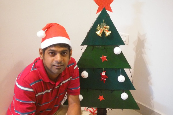 DIY Christmas tree holiday decor [Video]