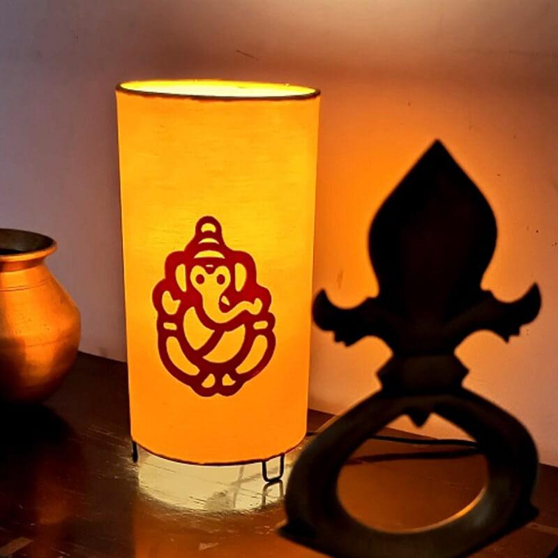 Ganesha Table Lamp