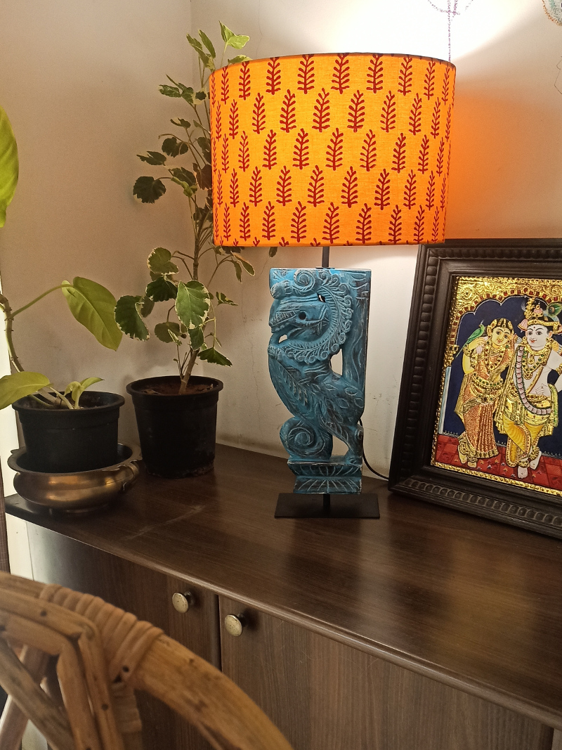 Wooden Yazhi for your home